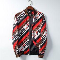 Fendi Clothing, Hype Clothing, Gucci Jacket Mens, Designer Jackets For Men, Pullover Design, Tiger, Bomber Jacket, Men's Jacket, Menswear