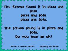 schwa song three