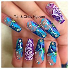 @nailsmagazine @nailpromagazine @nailitmag @nails4today #nails #nailart #nailgasm #naillove #notpolish #naildesigns #trend #fashion #style #vlogger #blogger