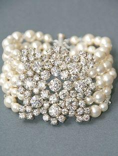 Pretty for the bride