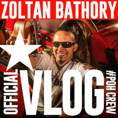 Zoltan Bathory of Five Finger Death Punch - OFFICIAL BLOG