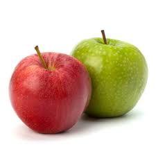 (die) Äpfel