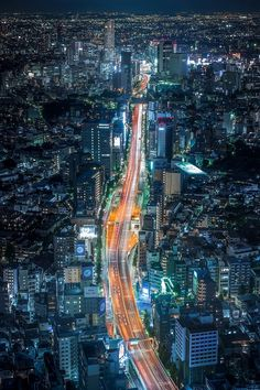 Toyko City, is this not beautiful. by Collbiere. A. in 500 photo's.