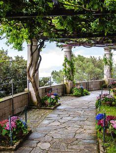 Villa San Michele, Anacapri Italy