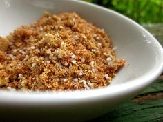 Favorite Steak Rub! Works on almost any cut.     RDI Twist: Reduce black pepper to 1 ½ tablespoons and add in 1.8 teaspoon of cayenne pepper