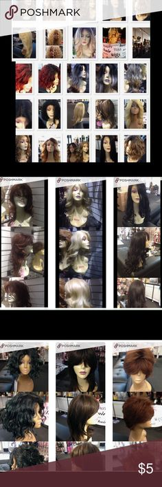 #Wig #271-9447 Tess #Milwaukee #Hair extension wig Tess Wig Hair Boutique Milwaukee Wisconsin 53202 414-271-9447 this is a post introducing myself all my wigs are new welcome click my profile account for all your hair needs this listing is to introduce Tess's closet if you see a hair or wig u like click buy or the offer button if u want another color just tag me in another listing & I will ship your preferred color. I am happy to answer any question I just ask you read the description n my…