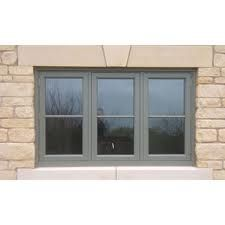 flush casement windows - Google Search Casement Windows Exterior, House, Windows, House Front, House Windows, Windows Exterior, Stone Houses, Fenestration, Barn Windows