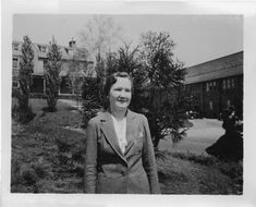 Regina Flannery Herzfeld (1904–2004) was one of the first female anthropologists in the United States.