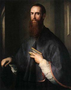 Pontormo, Niccolò Ardinghelli, 1541-44, National Gallery in Washington D.C.