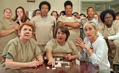 Orange Is The New Black season 3 debuted this month on Netflix, and if you're like the folks at EW, you've already binged your way through the introduction of Ruby Rose, Suzanne's erotic literature and the panty brigade
