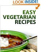 Free Kindle Books - Cooking, Food  Wine - COOKING, FOOD  WINE - FREE -  Easy Vegetarian Recipes