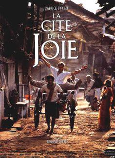 La Cité de la joie (The city of Joy) by Dominique Lapierre Joy Film, Film Movie, Cinema Film, Beau Film, Alfred Hitchcock, Movies To Watch, Good Movies, Move Song, Film Mythique