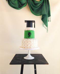Graduation cake by Sevacha cake