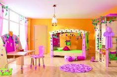 decoracion de habitaciones de niña - Buscar con Google