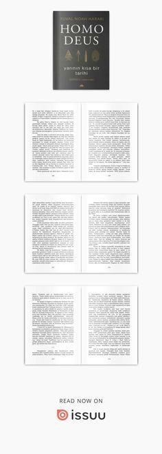 Yuval Noah Harari - Homo Deus-Yarının Kısa Bir Tarihi