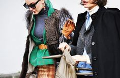 When layering use light, thin tops as foundation garments. www.stylestaples.com.au