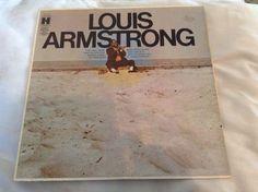 Louis Armstrong Self Titled  HS11316, LP Vinyl