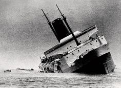 Wahine wrecked in Wellington Harbour   NZHistory, New Zealand history online