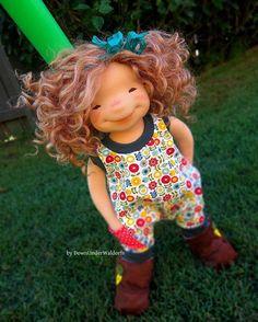 Piper - my latest custom dolly :)