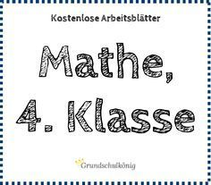67 best Schule - Mathe images on Pinterest | Montessori math ...