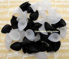 Black and White Callas