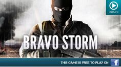 Bravo Storm - Play On Facebook - Gameplay Trailer