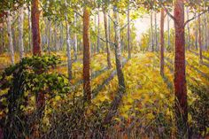 Maxim Grunin Drawing & Painting: Landscape paintings 2010