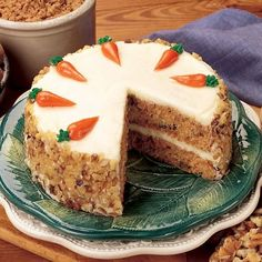 Omaha Steaks 1 (6 in.) Carrot Cake Omaha Steaks,GIFT BASKETS to buy just click on amazon here http://www.amazon.com/dp/B0000DJ7SA/ref=cm_sw_r_pi_dp_DIfGsb1HDNJHP8JG