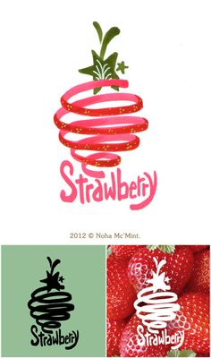 Strawberry logo by BrunoMcMint                                                                                                                                                                                 More