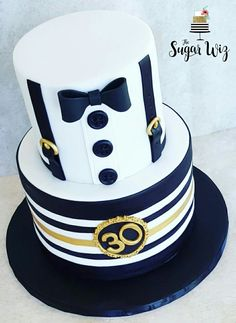Elegant Picture Of Birthday Cakes For Men Man Cake Ideas