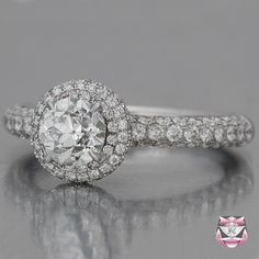 Fay Cullen Engagement Ring (=)