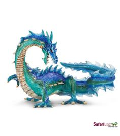 Professionally sculpted and individually hand painted dragons bring the Mythical Realms collection to life.  Popular with Children and Collectors alike.  Phthalate and Lead Free for Safety