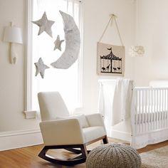 Ohhh Monte Glider in this Embrace Space #EssentialEmbrace @Erik Rannala Yesayan Designs @Ryan Saez form Nursery | Junior