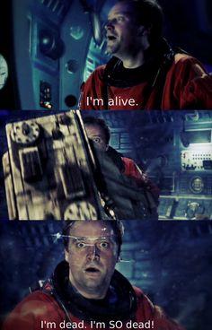 This scene made me laugh so much. Poor Rodney! #StargateAtlantis #TheArk #3x16