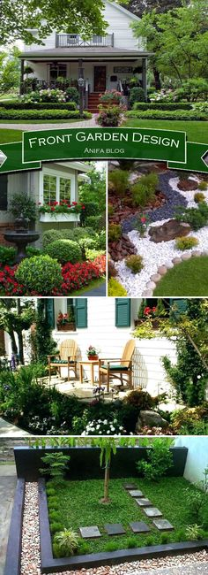 find best inspirations front yard landscaping decor #creative #frontyard #simple