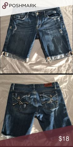 Denim Shorts Anoname denim shorts in excellent condition purchased at Nordstrom. Anoname Shorts Jean Shorts