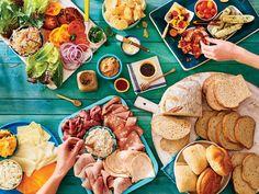 5 Sandwich Ideas for Your Beach Lunch Buffet