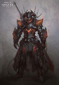 Dark king
