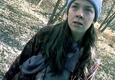 a Canted angle/Dutch angle taken from the blair witch project. This shot allows the viewer a clear look into the psyche of the character depicted as the shot emphasizes how bewildered and worried the character is. It also creates a tensional atmosphere The Blair Witch Project, Heather Donahue, Marketing Viral, The Big Sick, Dutch Angle, Interview, Indie Films, Star Wars, Best Horrors