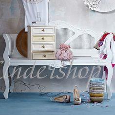 Деревянная скамейка Provence > Интернет магазин детских товаров