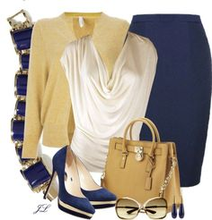 This outfit is so classy.. I got it off the Fashion website