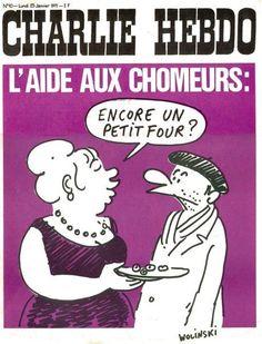 Charlie Hebdo Janvier 1971