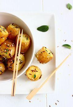 MIELERICOTTA: Patatine alle spezie