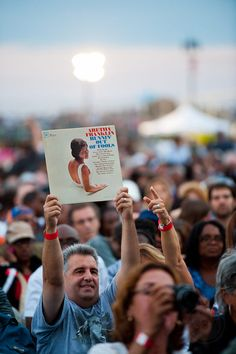 Aretha Franklin, Queen of Soul, performed to an overflow crowd at the Seaside Summer Concert Series at Coney Island. 2011