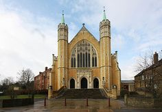 Ealing Abbey - Wikipedia, the free encyclopedia St Benedict School, Christian Meditation, Queen Of Heaven, The Monks, West End, Westminster, Facade, Building, Vampires