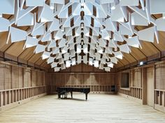 Gallery of Jazz Campus / Buol & Zünd - 1