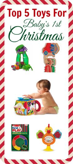 First Baby Christmas Gifts