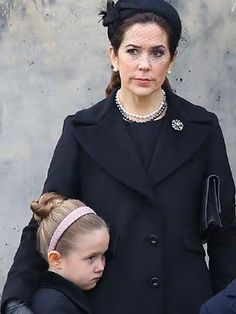 Princess Mary farewells father-in-law Prince Henrik at private funeral
