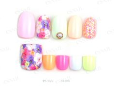 Flower #nails