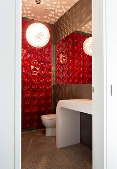 Bathroom designed by Jasmine McClelland